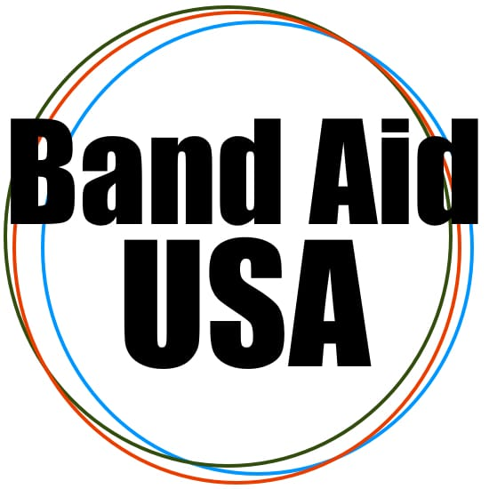 Band Aid MIDI files backing tracks karaoke MIDIs