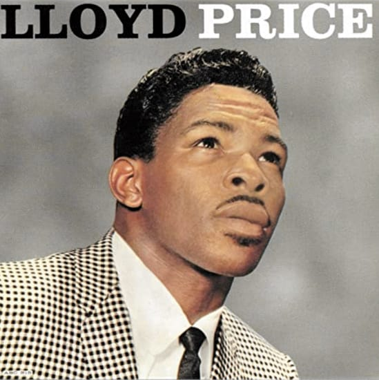 Lloyd Price MIDI files backing tracks