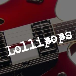 Lollipops MIDI files backing tracks karaoke MIDIs