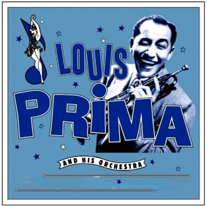 Louis Prima Medley Louis Prima midi file backing track karaoke