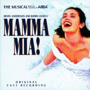 the name of the game mamma mia - musical midi file backing track karaoke
