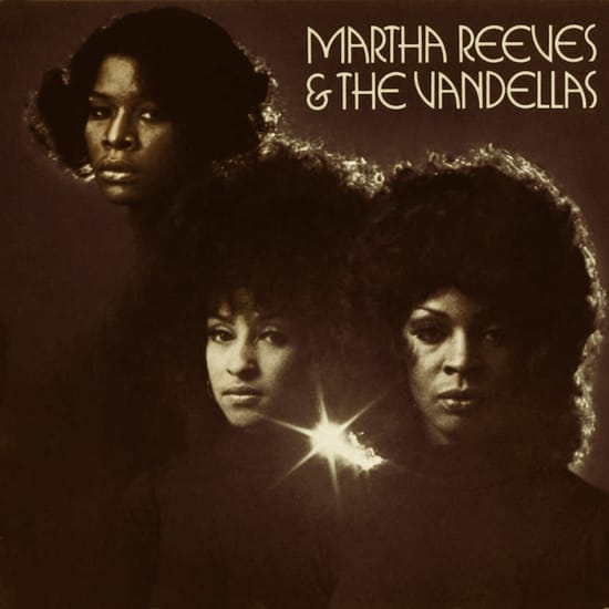 Martha And The Vandellas MIDI files backing tracks