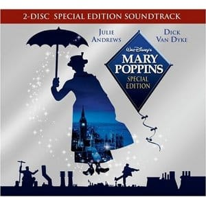 Mary Poppins - Movie MIDI files backing tracks karaoke MIDIs