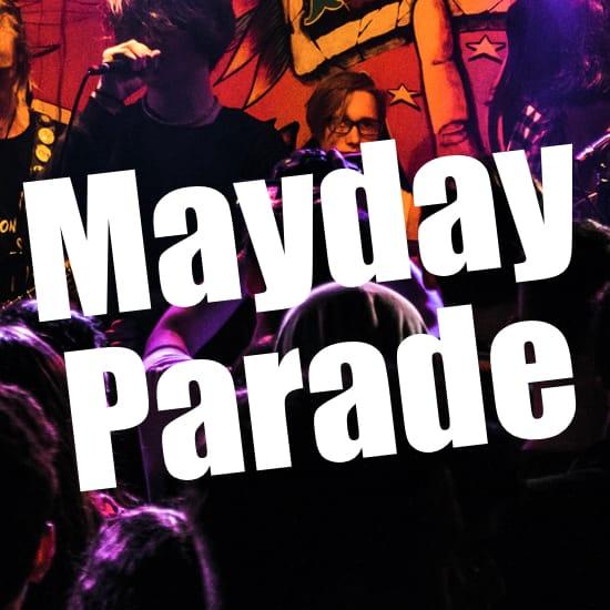 Mayday Parade MIDI files backing tracks