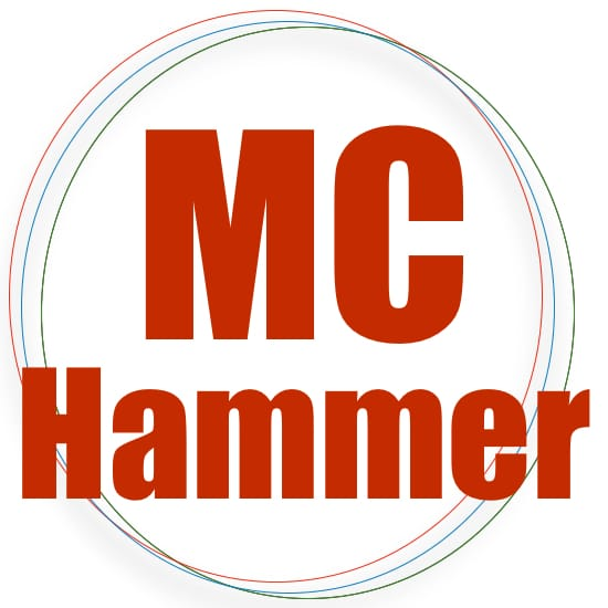 Mc Hammer MIDI files backing tracks