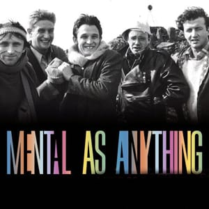 Mental As Anything MIDI files backing tracks