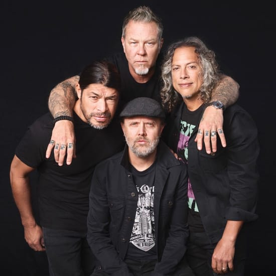 Metallica MIDI files backing tracks