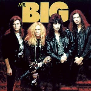 Mr Big MIDI files backing tracks karaoke MIDIs