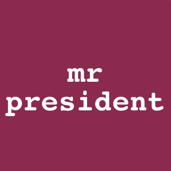 Mr President MIDI files backing tracks