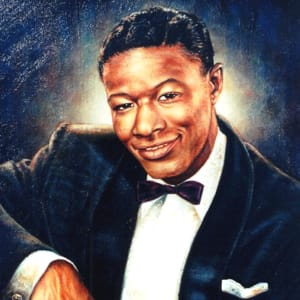 Nat King Cole MIDI files backing tracks karaoke MIDIs