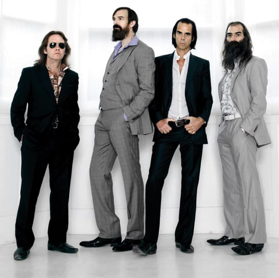 Nick Cave And The Bad Seeds MIDI files backing tracks