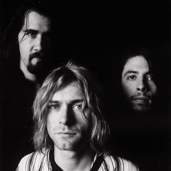 Nirvana MIDI files backing tracks karaoke MIDIs
