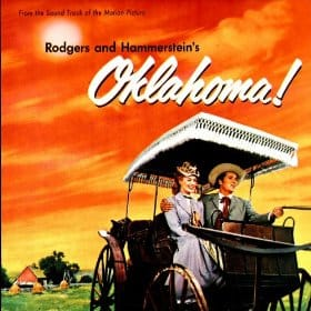 the farmer and the cowman oklahoma midi file backing track karaoke