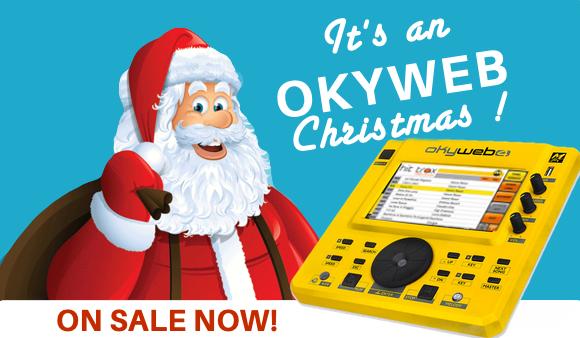 Okyweb 4 MIDI File Player