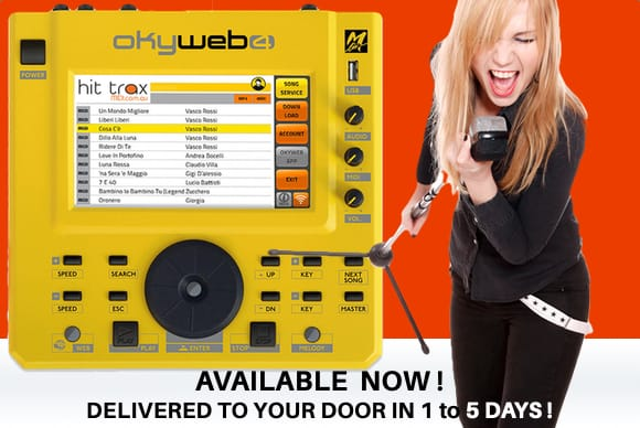 Okyweb 4 MIDI File Player