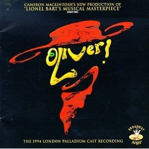 As Long As He Needs Me (London Cast) Oliver - Musical midi file backing track karaoke