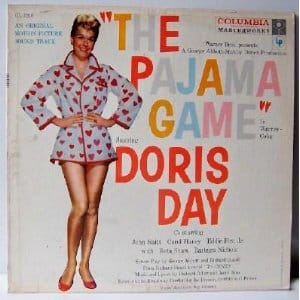Pajama Game - Movie MIDIfile Backing Tracks