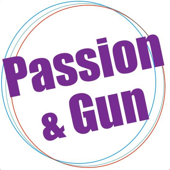 U.t. Passion & Gun midi file backing track karaoke