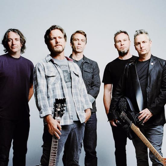 Pearl Jam MIDI files backing tracks