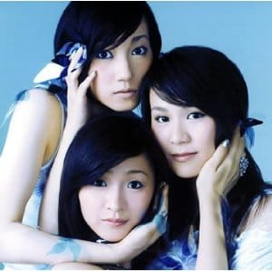 Perfume MIDI files backing tracks