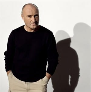 Phil Collins MIDI files backing tracks
