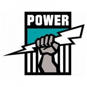 we've got the power to win port adelaide football club song midi file backing track karaoke
