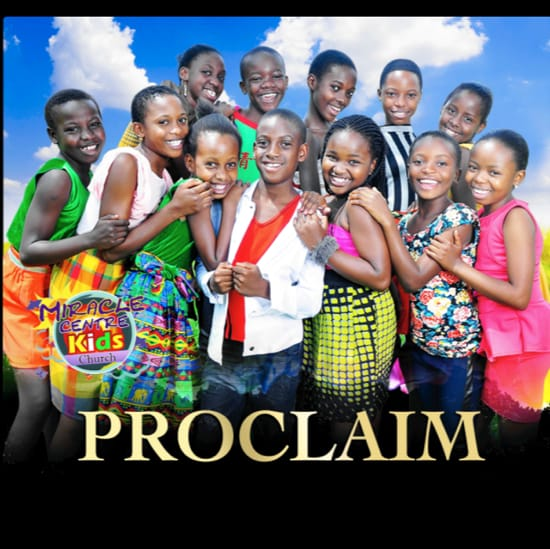 Proclaim Kids MIDI files backing tracks