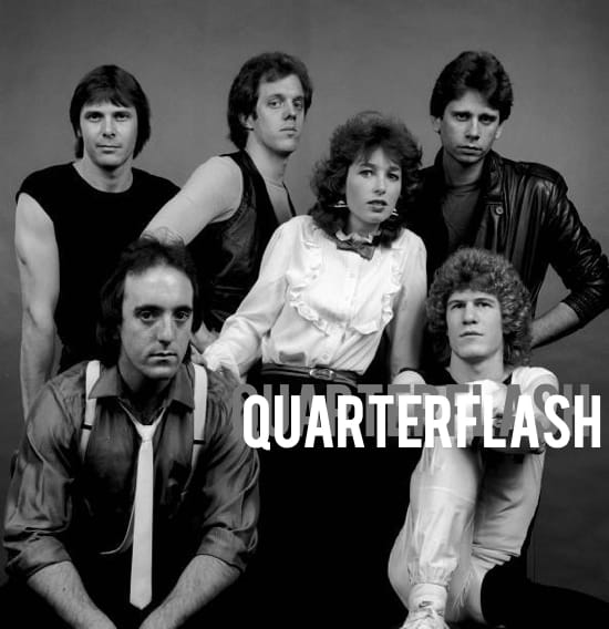 Quarterflash MIDIfile Backing Tracks