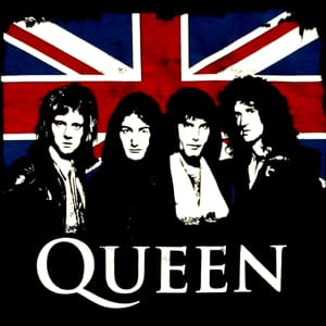 The Show Must Go On Queen midi file backing track karaoke