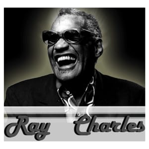 Ray Charles MIDI files backing tracks karaoke MIDIs