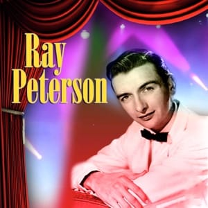 Ray Peterson MIDI files backing tracks karaoke MIDIs