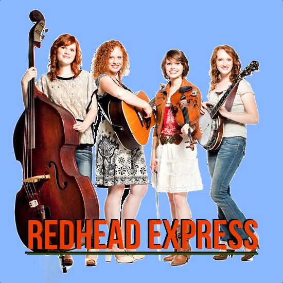 Redhead Express MIDI files backing tracks