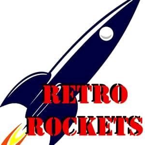 mexico retro rockets midi file backing track karaoke