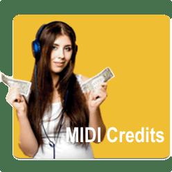Add MIDI Credits