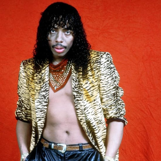 Rick James MIDI files backing tracks karaoke MIDIs