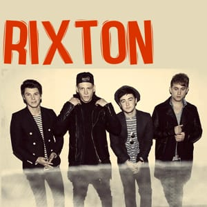 Rixton MIDI files backing tracks