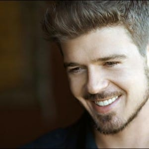 Robin Thicke MIDI files backing tracks karaoke MIDIs