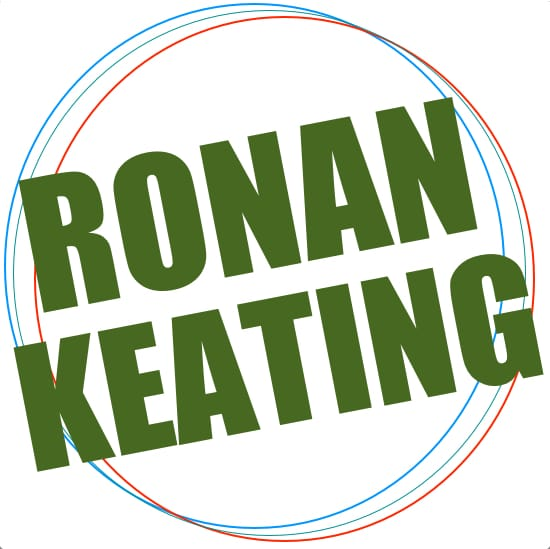 Ronan Keating MIDI files backing tracks