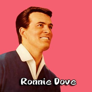 Ronnie Dove MIDI files backing tracks