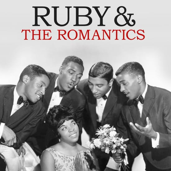 Ruby & The Romantics MIDI files backing tracks