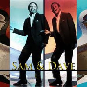 soul man sam & dave midi file backing track karaoke