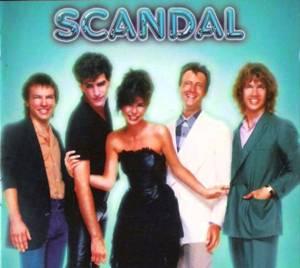 Scandal MIDI files backing tracks karaoke MIDIs
