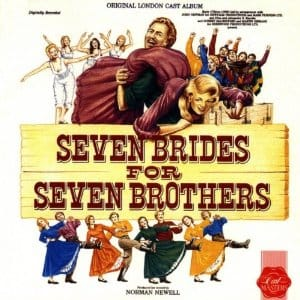 Seven Brides For Seven Brothers - Musical MIDI files backing tracks karaoke MIDIs