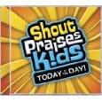 Shout Praise Kids MIDI files backing tracks karaoke MIDIs