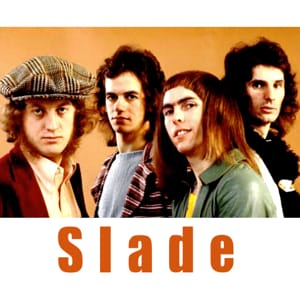 Slade MIDI files backing tracks