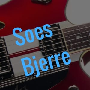 Soes Bjerre MIDI files backing tracks