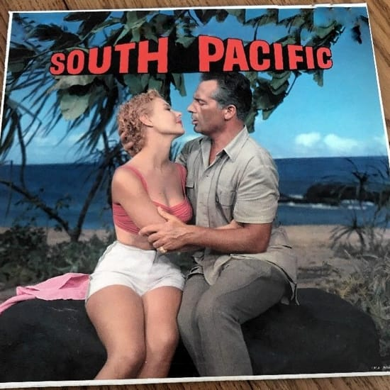 There Is Nothing Like A Dame South Pacific midi file backing track karaoke