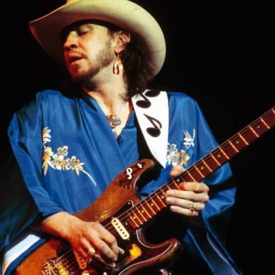 Crossfire (Minus Lead Guitar) Stevie Ray Vaughan midi file backing track karaoke