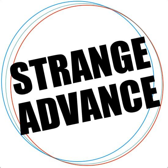 We Run Strange Advance midi file backing track karaoke