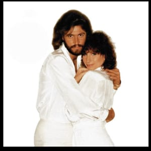 Barbra Streisand & Barry Gibb MIDI files backing tracks